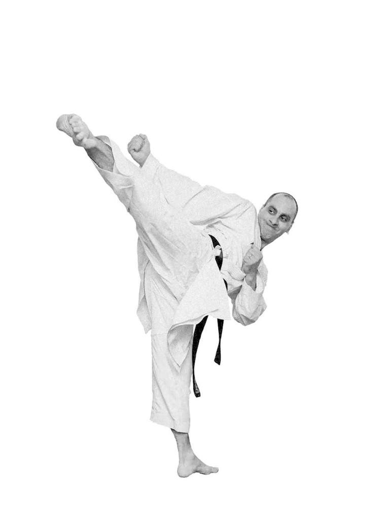 Karate-Yoko